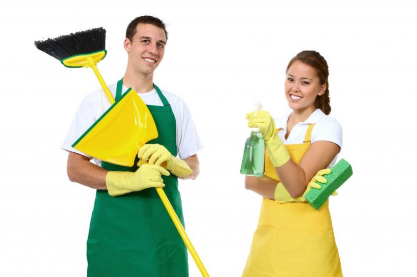 Your choice for quality cleaning services
