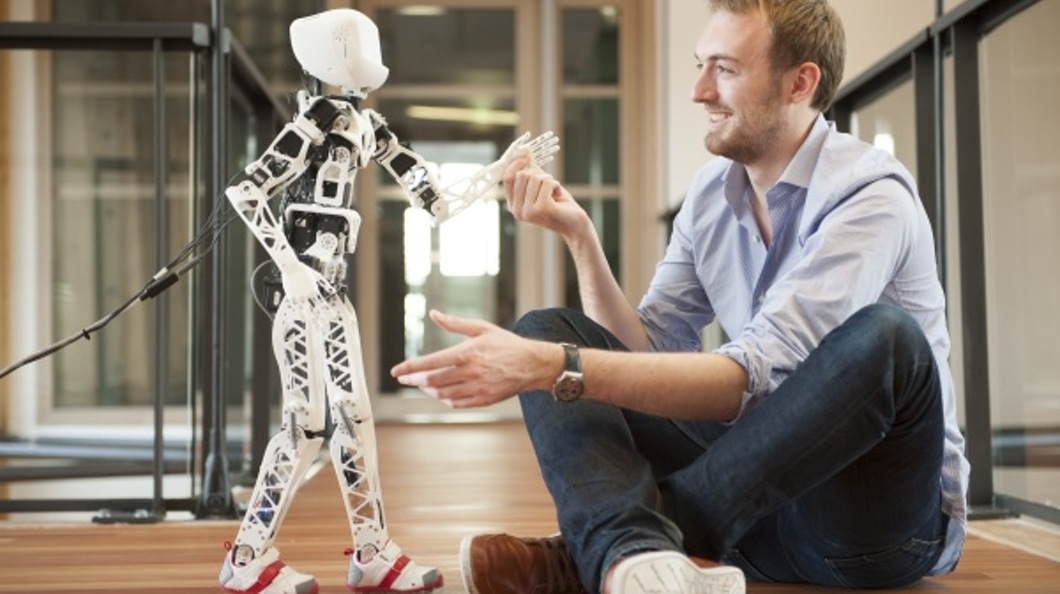 Four Of The Best Robotics Conventions