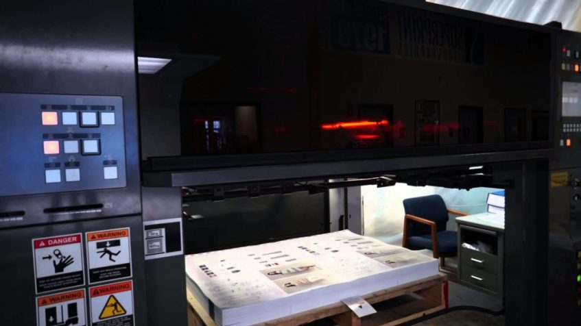 For Large Items, Choosing The Right Printer Is Crucial