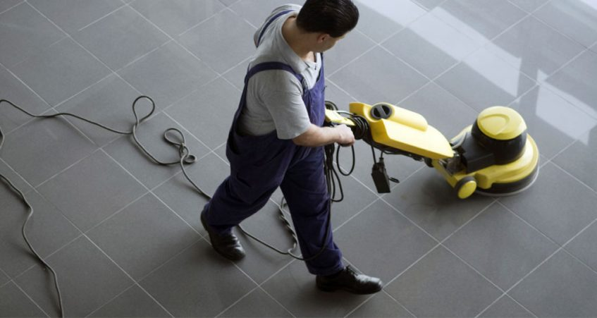 Why Outsource Your Company's Cleaning Services?