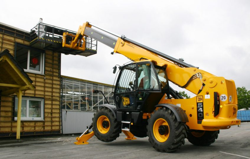 How To Hire A Telehandler?