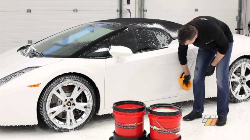 Car Washing Services London