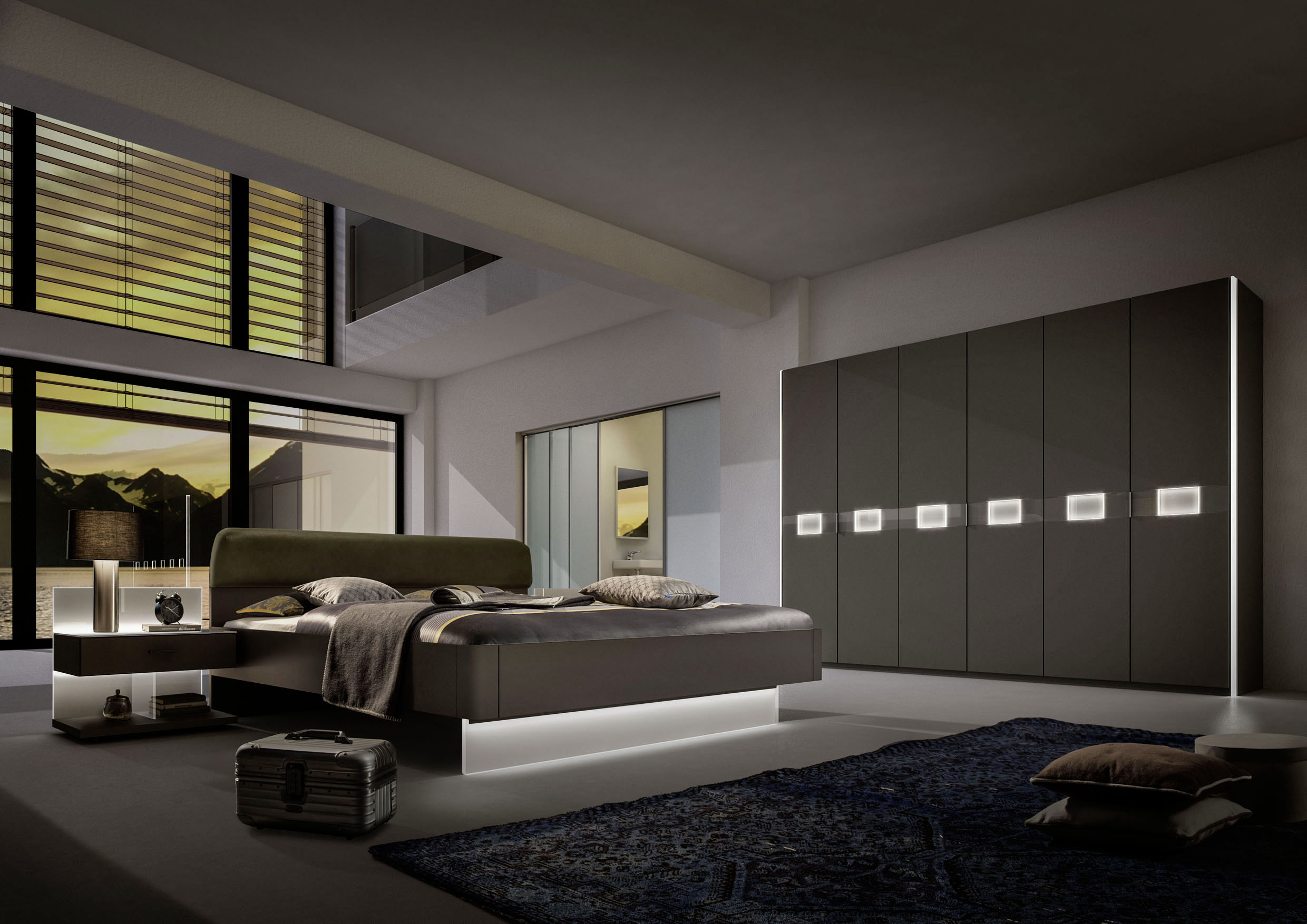 Are You Running Out Of Space? Try Fitted Wardrobes