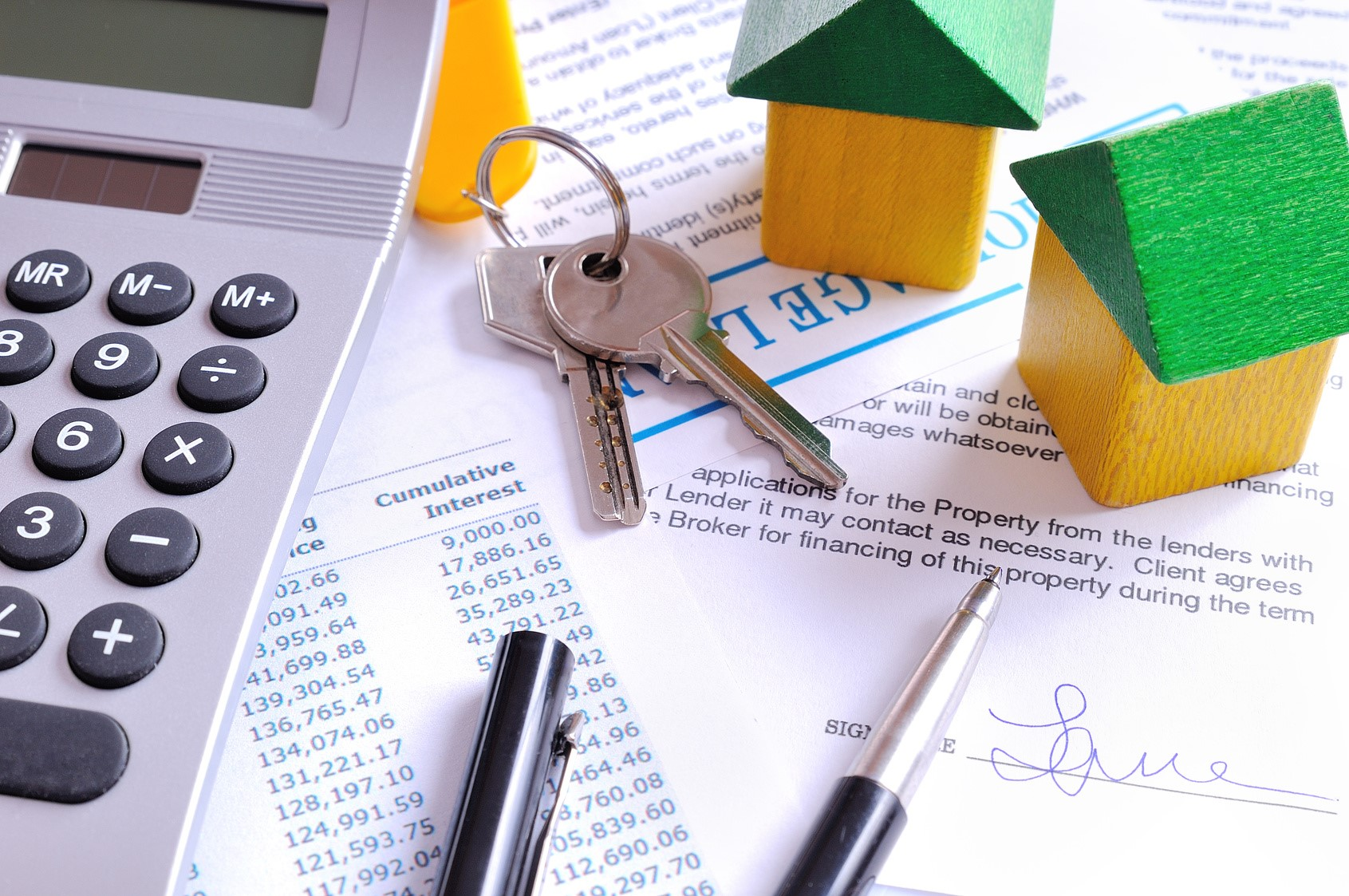 Should I Get A Second Mortgage Or A Heloc?