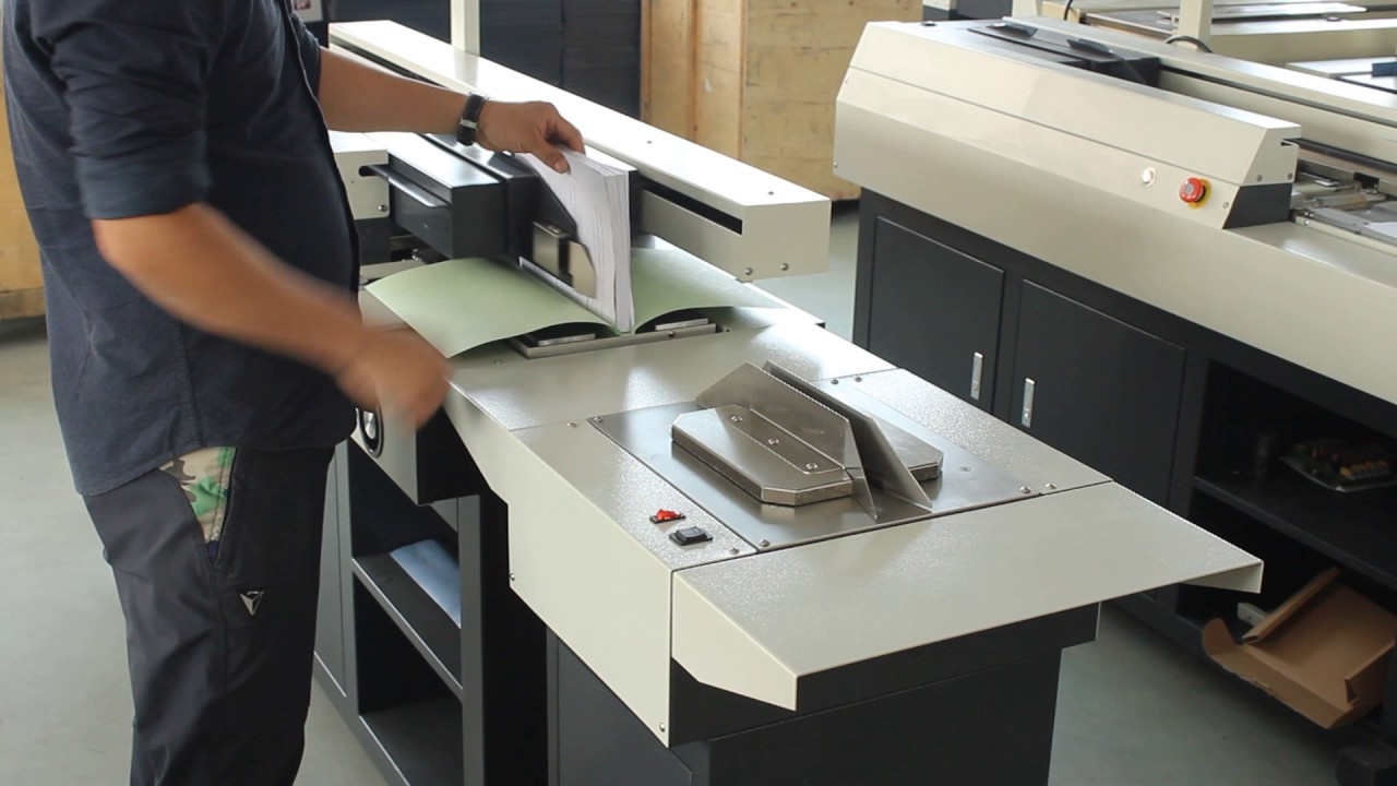 How To Select An Ideal Binding Machine Successfully?